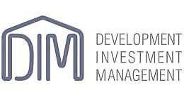 DIM (Development Investment Management) логотип