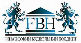 Финансовый строительный холдинг логотип