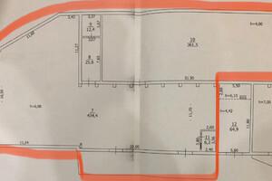 Сдается в аренду помещение (часть здания) 850 кв. м в 1-этажном здании