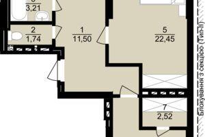 Продажа квартиры, Тернополь, р‑н.Оболонь, Белогорскаяулица