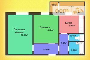 Продаж квартири, Полтава, р‑н.Розсошенці, ВулицяДжерельна