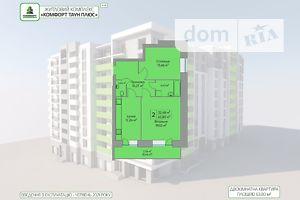 Продається 2-кімнатна квартира 63.8 кв. м у Тернополі