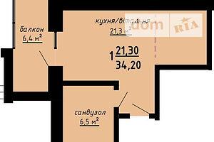 Продажа квартиры, Тернополь, р‑н.Дружба, Кирпичныйпереулок