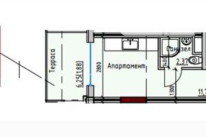 Продаж квартири, Одеса, р‑н.Київський, Дачнавулиця, буд. 28, кв. 513