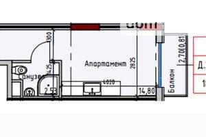 Продаж квартири, Одеса, р‑н.Київський, Дачнавулиця, буд. 28, кв. 512