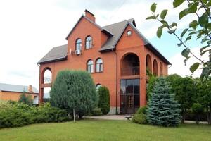 Продается дом на 3 этажа 470 кв. м с подвалом