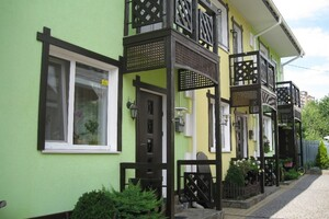 Продается дом на 2 этажа 75 кв. м с террасой