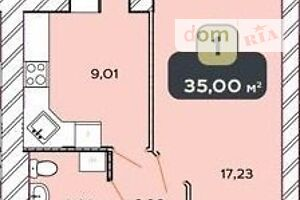 Продаж квартири, Хмельницький, р‑н.Центр, НижняБереговавулиця, буд. 2/2В