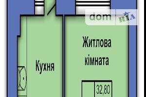 Продается 2-комнатная квартира 59 кв. м в Полтаве