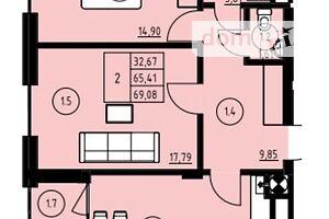Продажа квартиры, Львов, р‑н.Сыховский, Навроцкогоулица, дом 31