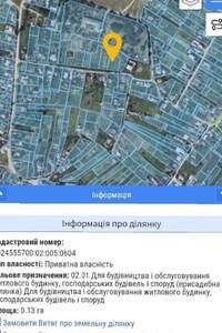 Продаж ділянки під житлову забудову, Вінницька, Тиврів, c.Сутиски, Пирогова