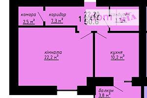 Продажа квартиры, Тернополь, р‑н.Дружба, Кирпичныйпереулок, дом 1В