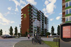 Продается 2-комнатная квартира 68.85 кв. м в Ровно