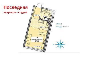 Продажа квартиры, Одесса, р‑н.Аркадия, Курортныйпереулок, дом 2