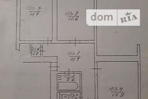 Продается 3-комнатная квартира 68.7 кв. м в Черновцах