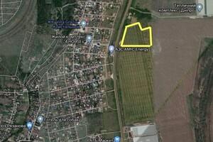 Продажа земли коммерческого назначения, Днепр, c.Доследное