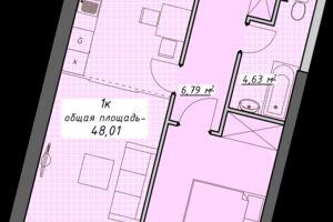 Продаж квартири, Одеса, р‑н.Приморський, Курортныйпереулок, буд. 0