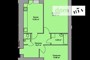 Продається 2-кімнатна квартира 69.7 кв. м у Тернополі