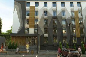 Продается 1-комнатная квартира 23.1 кв. м в Одессе