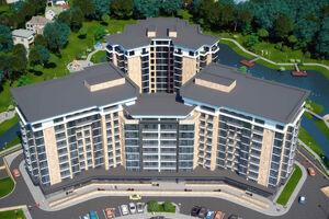 Продается 1-комнатная квартира 46.9 кв. м в Луцке