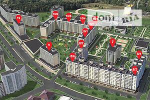 Продається 1-кімнатна квартира 41.24 кв. м у Чернігові
