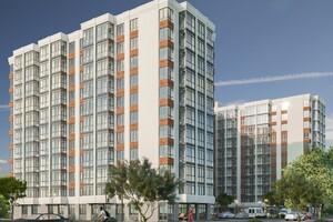 Продается 1-комнатная квартира 29.22 кв. м в Одессе