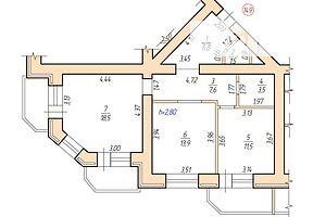 Продаж квартири, Рівне, р‑н.Центр, вул.Соборна, буд. 283
