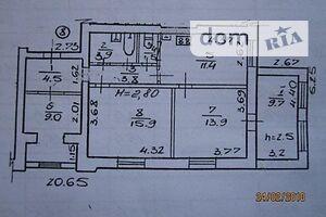 Продається 4-кімнатна квартира 74 кв. м у Дніпрі