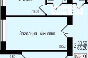 Продажа квартиры, Тернополь, р‑н.Березовица, Микулинецкаяулица, дом 128