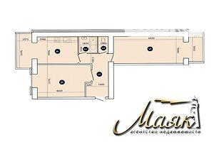 Продажа квартиры, Запорожье, р‑н.Александровский (Жовтневый), Почтоваяулица, дом 77