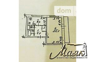 Продажа квартиры, Запорожье, р‑н.Александровский (Жовтневый), Крепостнаяулица
