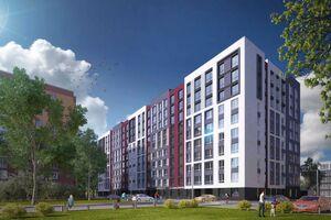 Продается 2-комнатная квартира 62.6 кв. м в Ирпене