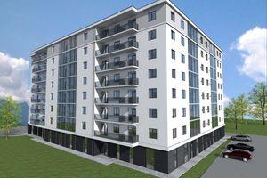 Продается 2-комнатная квартира 81 кв. м в Ужгороде