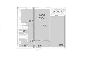 Продажа квартиры, Одесса, р‑н.Малиновский, Красноваулица, дом 5