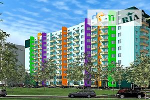 Продається 2-кімнатна квартира 58 кв. м у Полтаві