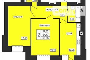 Продажа квартиры, Тернополь, р‑н.Дружба, Лучаковскогоулица