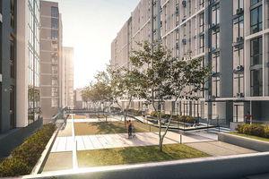Продается 1-комнатная квартира 46.56 кв. м в Луцке