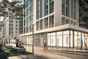 Продается 1-комнатная квартира 46.46 кв. м в Луцке