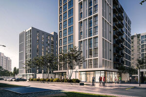 Продается 2-комнатная квартира 67.71 кв. м в Луцке