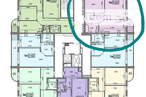 Продажа квартиры, Черкассы, р‑н.Сосновка, Благовестнаяулица, дом 210