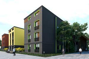 Продается 2-комнатная квартира 64 кв. м в Херсоне
