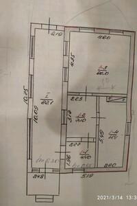 Продается одноэтажный дом 65 кв. м с гаражом