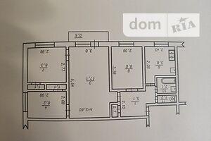Продается 4-комнатная квартира 60 кв. м в Хмельницком