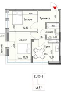 Продаж квартири, Одеса, р‑н.Малиновський, Радіснавулиця, буд. 0