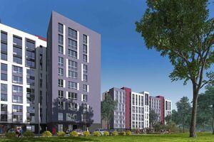 Продается 2-комнатная квартира 61.5 кв. м в Ирпене