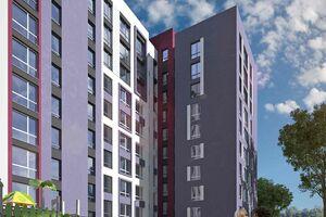 Продается 3-комнатная квартира 70.9 кв. м в Ирпене