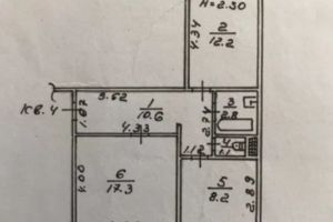 Продажа квартиры, Одесса, р‑н.Малиновский, Бреуса, дом 0