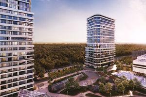 Продается 2-комнатная квартира 87.48 кв. м в Киеве