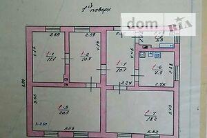 Продается одноэтажный дом 82.9 кв. м с верандой