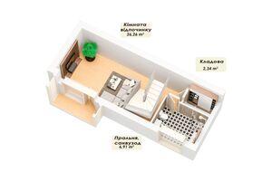 Продається будинок 4 поверховий 143.91 кв. м з ділянкою
